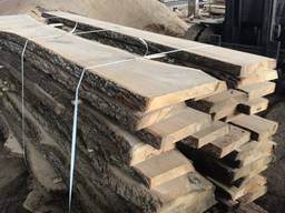 Fresh Unedged Oak Boards (Different Sizes) - фото 1