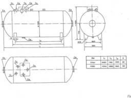 Газовые цистерны 5 м3. - фото 3