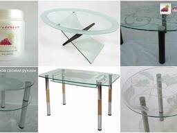 Паста для матирования стекла - фото 3
