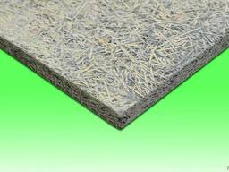 Wood wool cement board / Houtwolcement platen