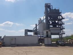 Б/У асфальтный завод Ammann 160 т/час, 2008 г. в. - фото 2