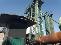 Б/У Быстромонтируемый асфальтный завод Marini 120 т/ч - фото 3