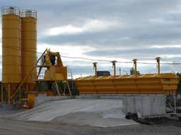 Бетонный завод Стационарный SUMAB T-40 (40 м3/ч) Швеция - фото 7