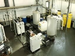 Оборудование для производства Биодизеля CTS, 2-5 т/день (автомат)