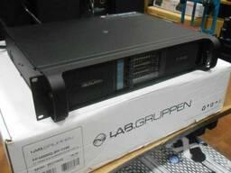 Dolby Lake LP4D12 Processor DLP/Lab Gruppen PLM 10000Q - photo 2