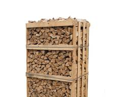Firewood chopped dry