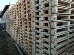 Поддоны деревянные новые - photo 2