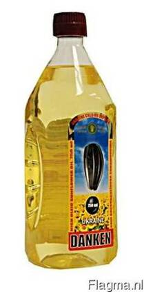 """Подсолнечное масло для шеф-поваров высокоолеиновое """" данкен"""""""