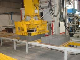 Вибропресс для производства тротуарной плитки R-400 Швеция - фото 2