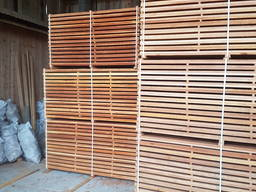 We sell sawn timber, planks (boards) Alder