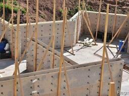 Wood wool cement board / Houtwolcement platen - фото 4