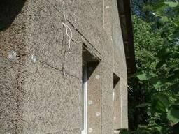 Wood wool cement board / Houtwolcement platen - фото 5